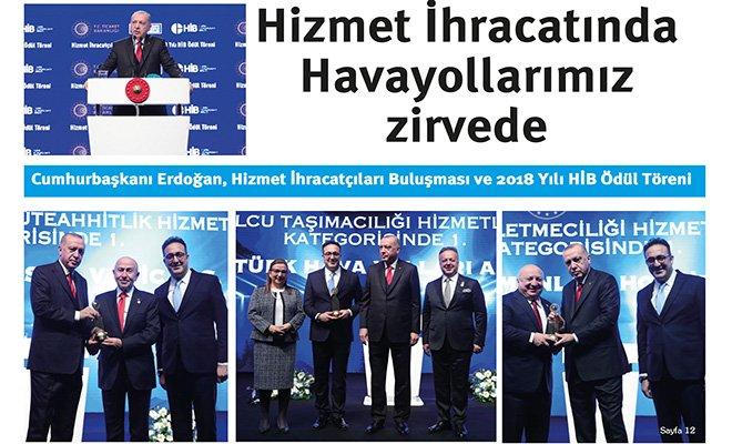 Türkiyehaberci gazetesi Ocak sayısı çıktı!