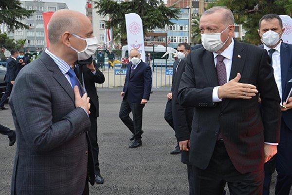 Türkiye'nin en büyük demiryolu projesi tamamlandı(video)