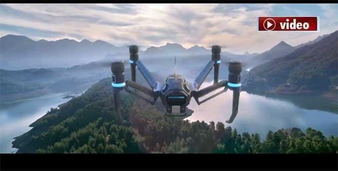 Türkiye'nin ilk baz istasyonu Dronecell!video