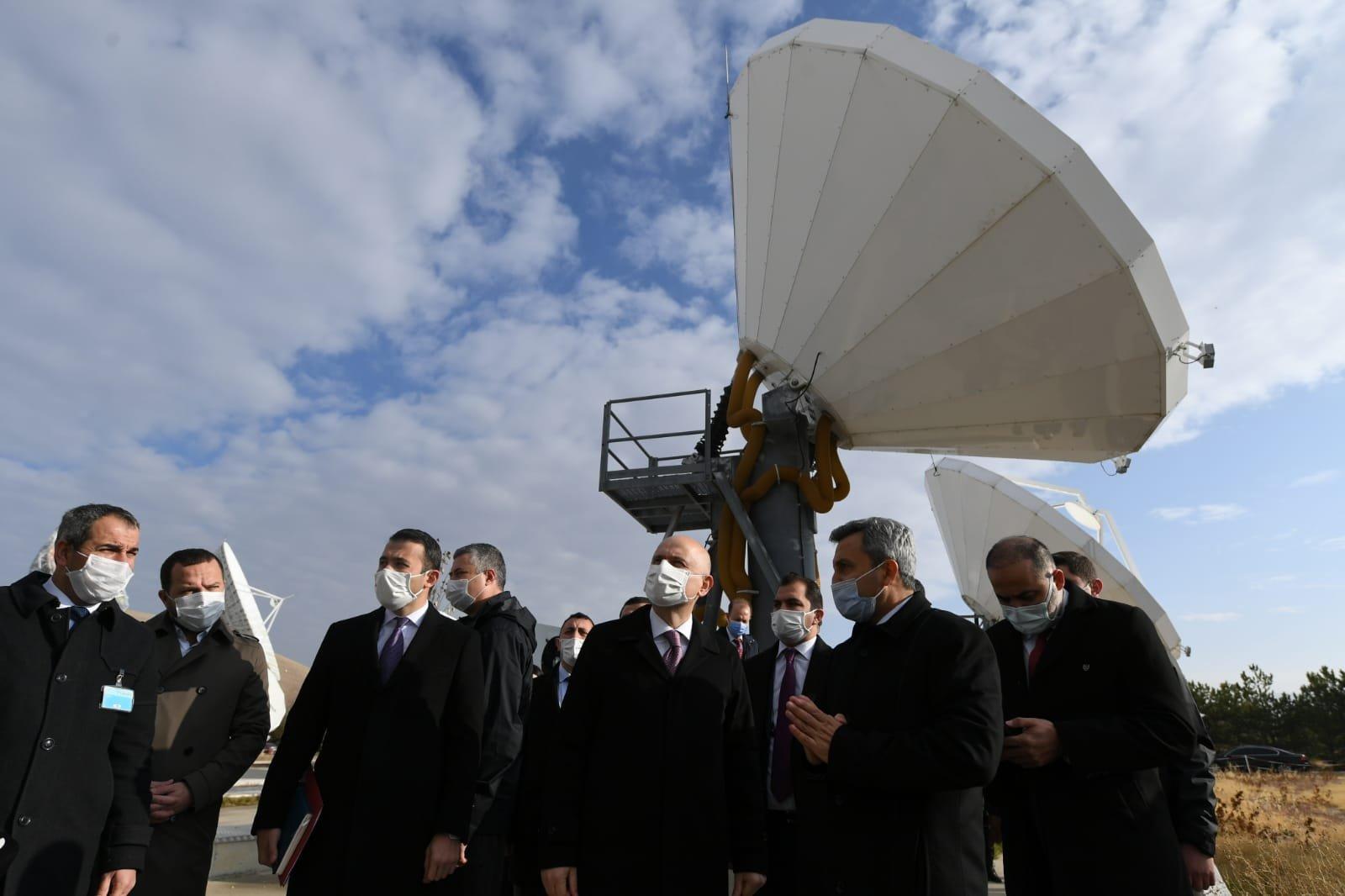 Türksat 5A ve 5B uydularıson aşamada(video)