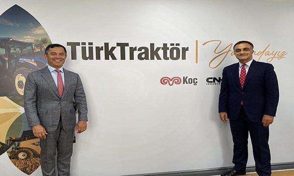 TürkTraktör yılın ilk yarısında üretimini %23 artırdı.