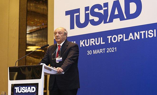 TÜSİAD YİK Başkanı,ekonomi yönetimini eleştirdi(video)