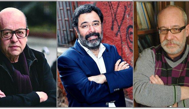Üç Usta Yazar Kadıköy'ü Konuşacak