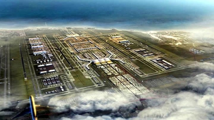 Üçüncü Havalimanı'na Rekor Teklif