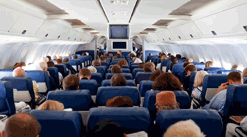 Uçuşlarda bize hayvan muamelesi yapılıyor.
