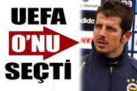 UEFA, Belezoğlu'nu Yılın Futbolcusu Gösterdi!