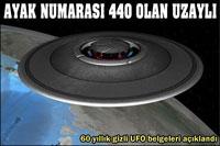 Yeni Zelanda Ufo Belgelerini Açıkladı..