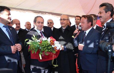 Ulaştırma Bakanı Elvan Mut'ta