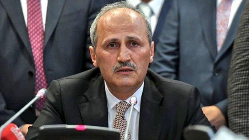 Ulaştırma Bakanı Turhan'dan flaş açıklamalar