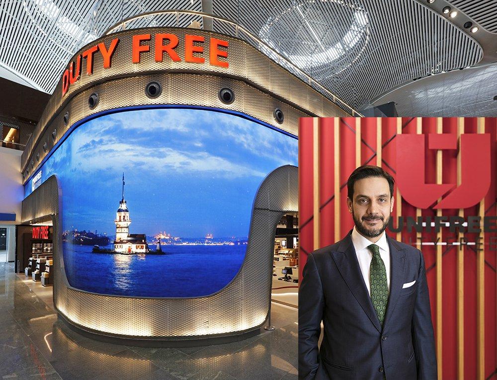 Unifree İstanbul Havalimanı'ndaki yeni döneme hazır