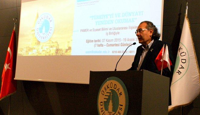 Üsküdar Üniversitesi 2. Siyaset Okulu başladı