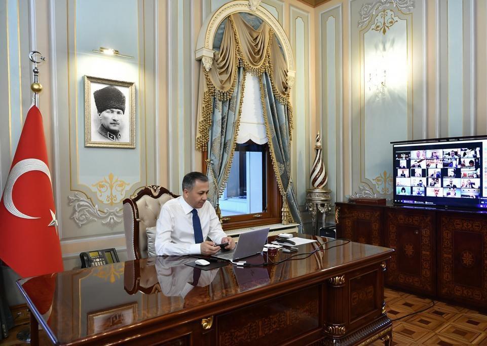 Vali Yerlikaya İstanbul'da vaka sayıları düştü