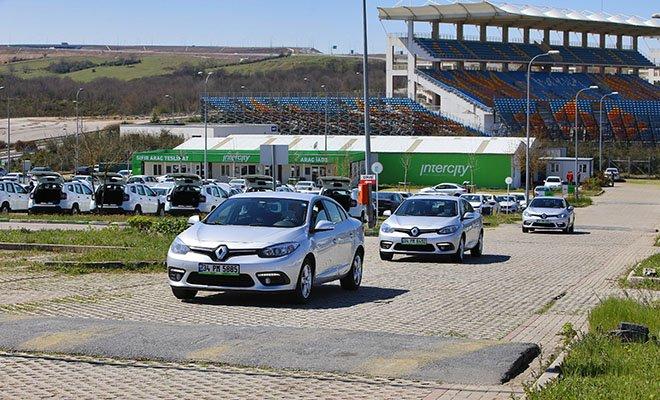 Vefa Sosyal Destek Grubu'na 150 araç tahsis etti.