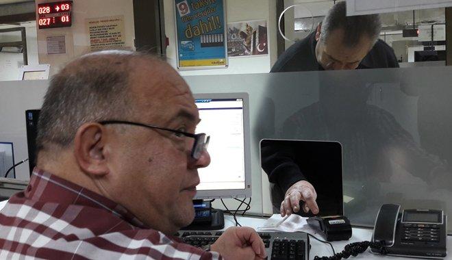 Vergi borcu Hasta ve yaşlılara kapıda ödeme fırsatı