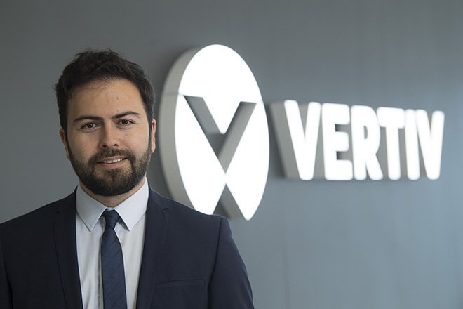 Vertiv'in yeni Pazarlama Müdürü Yiğit Emre Güney oldu