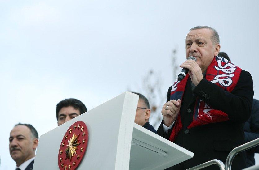 video Cumhurbaşkanımız Erdoğan, Kırıkkale'de