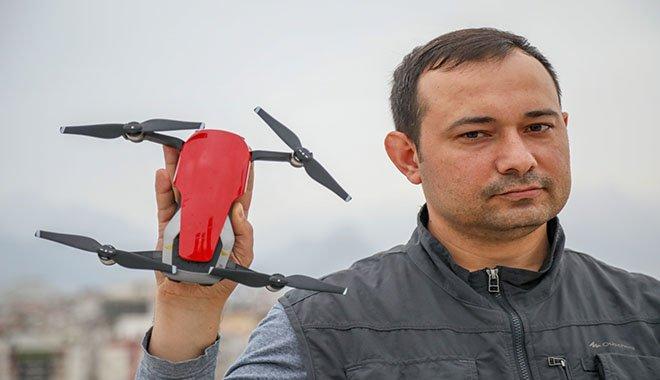 video Drone sevdası mahkemelik etti