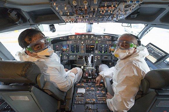 video Dünya Pilotlar Günü Kutlu Olsun!