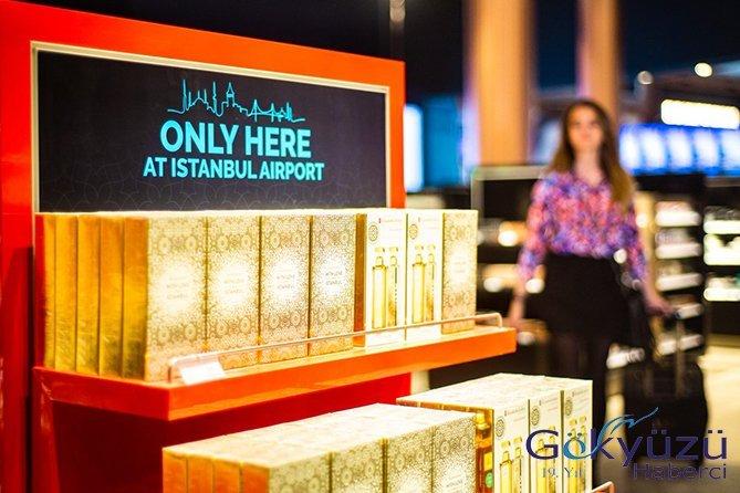 video Seçkin markalar İstanbul Havalimanı'nda!