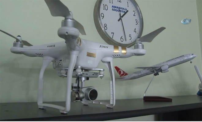 video Sigortasız Drone uçamayacak!