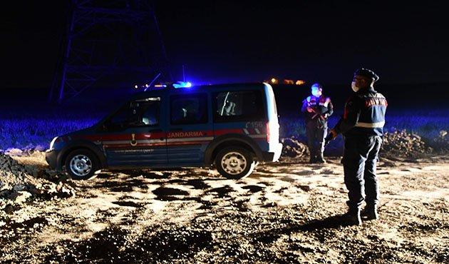 video TEKİRDAĞ'da,Jandarma gece nöbetti tutmaya başladı