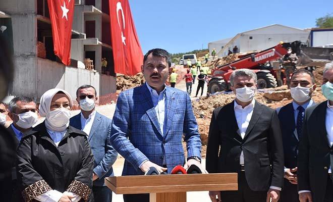 video Türkiye'nin her yerinde kentsel dönüşüm...
