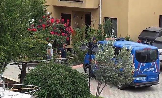 video Yeniçiftlik'te Jandarma yazlıkları denetliyor