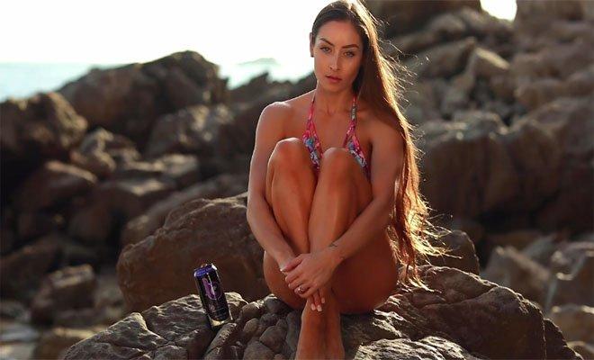 #Bikini Models#2021 STEPHANIE FIT MARIE Fitness Model in SoCal#video