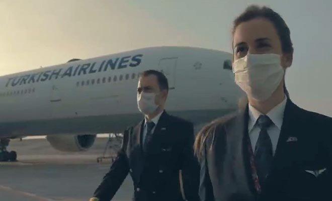 video#THY, Dünya Pilotlar Günü'nü unutmadı
