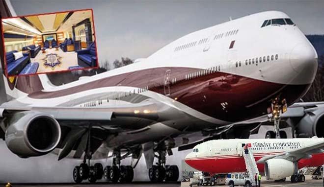 VIP uçak kanun teklifi iade edilidi!