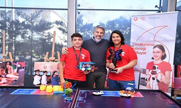 Vodafone Grubu'ndan dijital eğitime 20 milyon Avro'luk destek