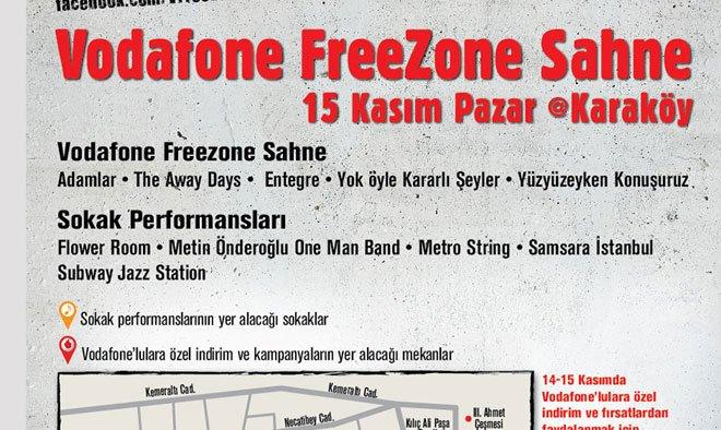 Vodafone'lulara özel indirimler