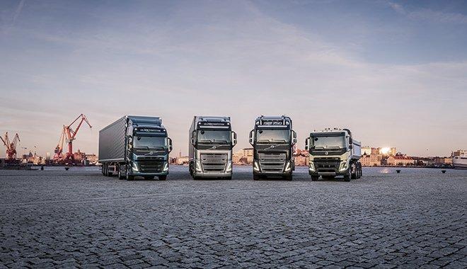 Volvo Trucks,Tüm modeller yeni bir sürücü arayüzü ile donatıldı