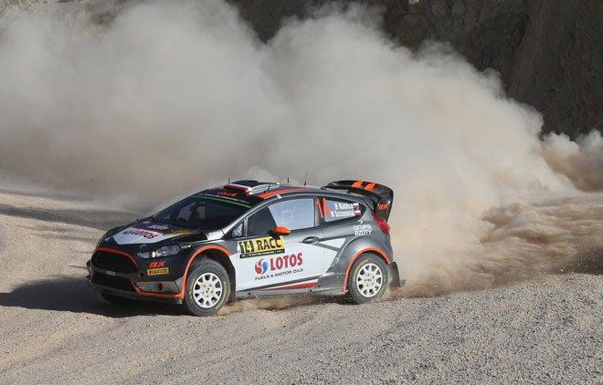 WRC GB Rallisi'nde Pirelli Scorpion'ları tercih ettiler