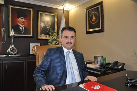 Yağmur, Türkiye'nin berliğine ve huzuruna katkı vermeye çalışıyoruz