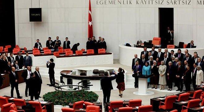 Yaşlılık Aylıkları Meclis'te