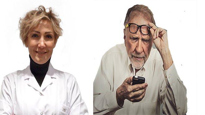 Yaşlılıkta kör olma riski artıyor