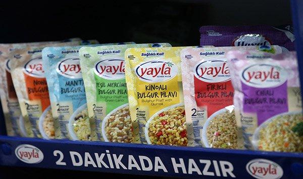 Yayla Agro, geniş ürün yelpazesi ile WorldFood İstanbul'da