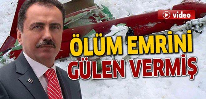 Yazıcıoğlu'nun Ölüm Emri Bu Konuşmada Verilmiş ...