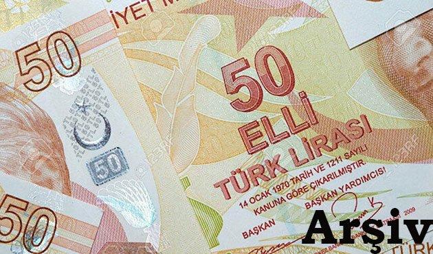 Yeni 50 TL banknotlar 23 Mart'ta tedavülde olacak