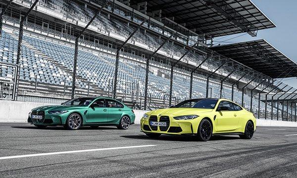 Yeni BMW M3 Sedan ve Yeni BMW M4 Coupé