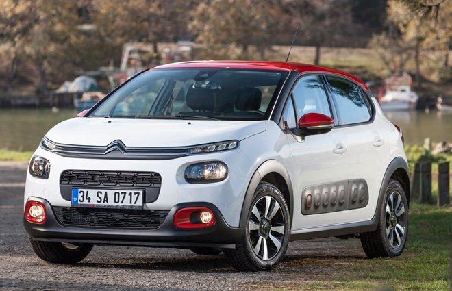Yeni  Citroën C3 Türkiye Pazarında