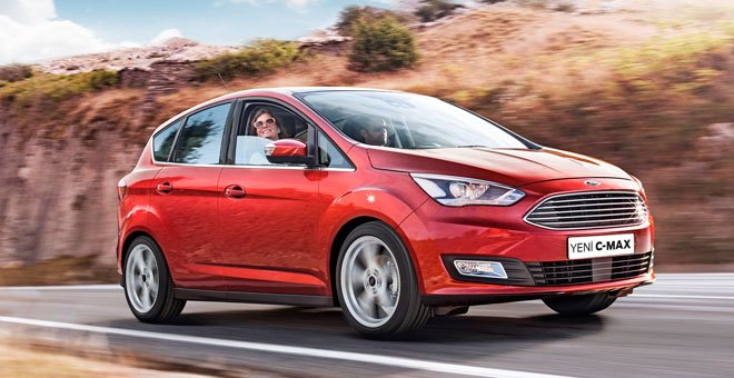 Yeni Ford Ticari ailesi, 25.000 TL'ye, 25 ay taksit, %0 Faiz