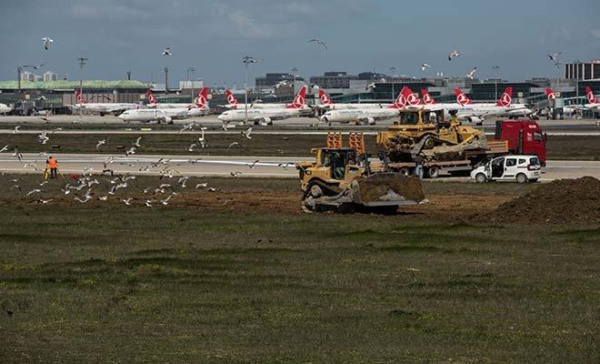 Yeni Hastane inşaatı, Atatürk Havalimanı içinde de başladı
