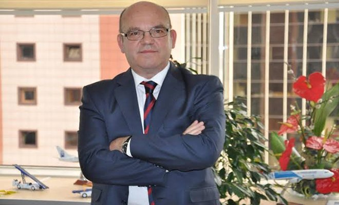 Yeni kurulan Denizcilik Genel Müdürü Ahmet Selçuk Sert oldu.