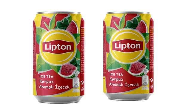 Yeni ! Lipton Ice Tea'den karpuz aromalı lezzet!