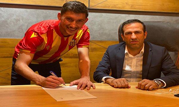Yeni Malatyaspor, Jetmir Topalli'yi renklerine bağladı