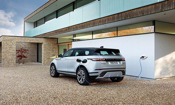 Yeni Range Rover Evoque Üstün Plug-In Hybrid Teknolojisi