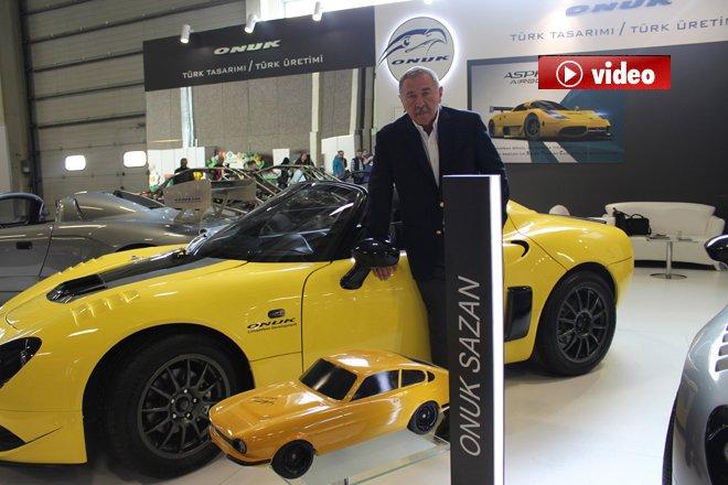 Yerli tasarım otomobil 'İstanbul Autoshow'da