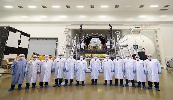 Yerli ve milli ilk yer gözlem uydusu 'İmece' uzaya fırlatılacak